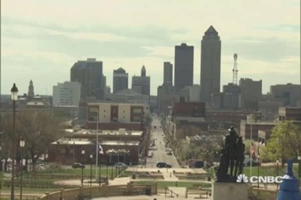 Best cities for start-ups