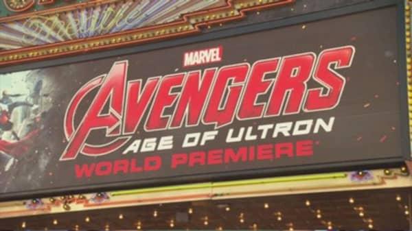 'Avengers' kicks off blockbuster season