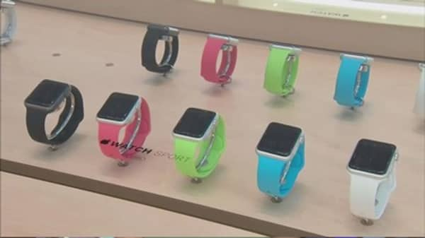 Apple Watch only costs $84 to make