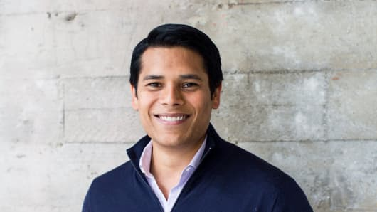 Nirav Tolia, co-founder and CEO of Nextdoor