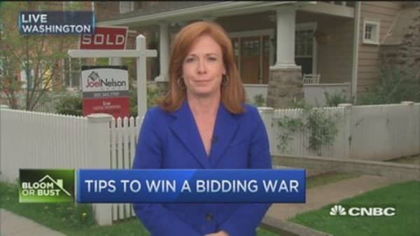 How you can win a bidding war