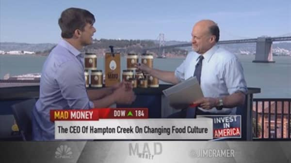 Hampton Creek a game-changer in the food space?