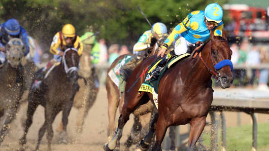 American Pharaoh Kentucky Derby