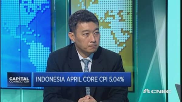 Indonesia: No longer Asia's market darling?