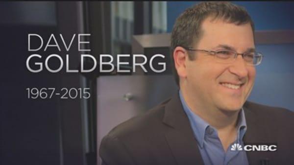 Dave Goldberg dies at 47