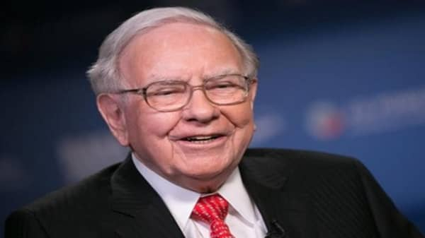 CEOs share Warren's wisdom