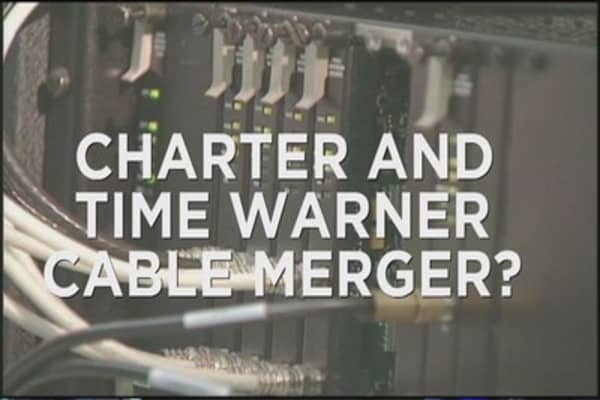 Charter seeks deal with TWC