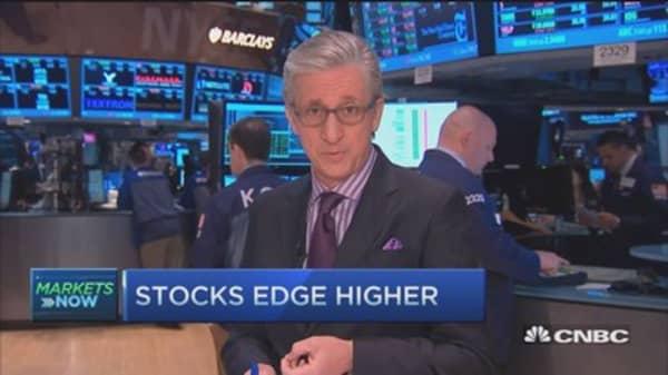 Pisani's market open: Rising commodities