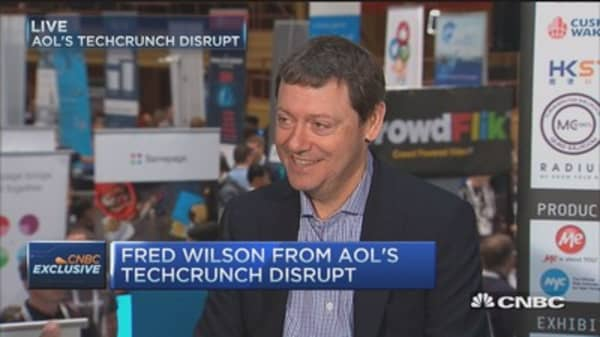 Public markets good, private markets not so good: Fred Wilson