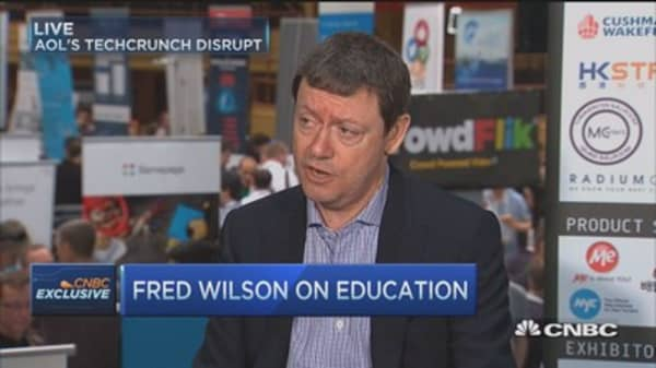 Coders don't need advanced math: Fed Wilson