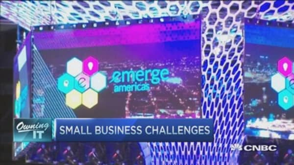 3 challenges for small businesses: Contreras-Sweet
