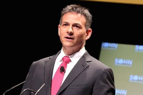 David Einhorn: Pioneer is the 'motherfracker'