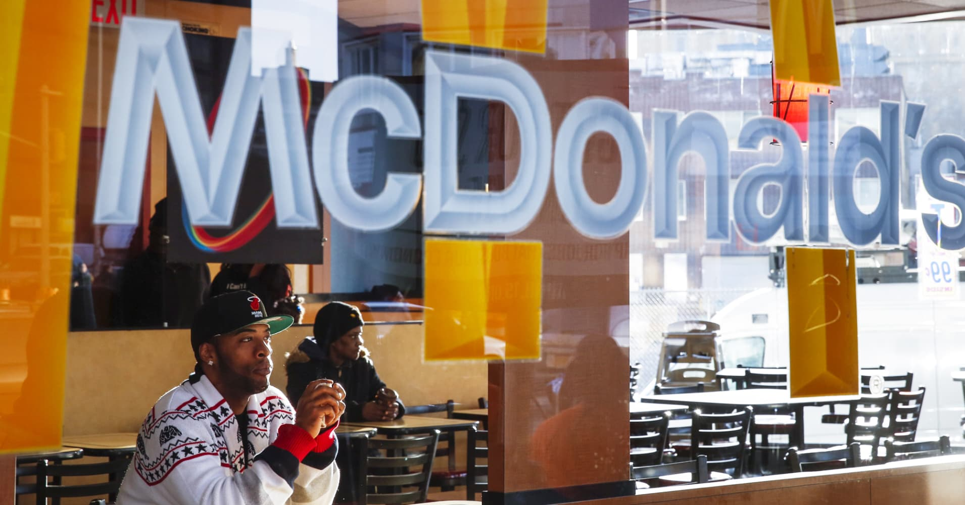 McDonald's to spend $6 billion on nationwide restaurant makeovers