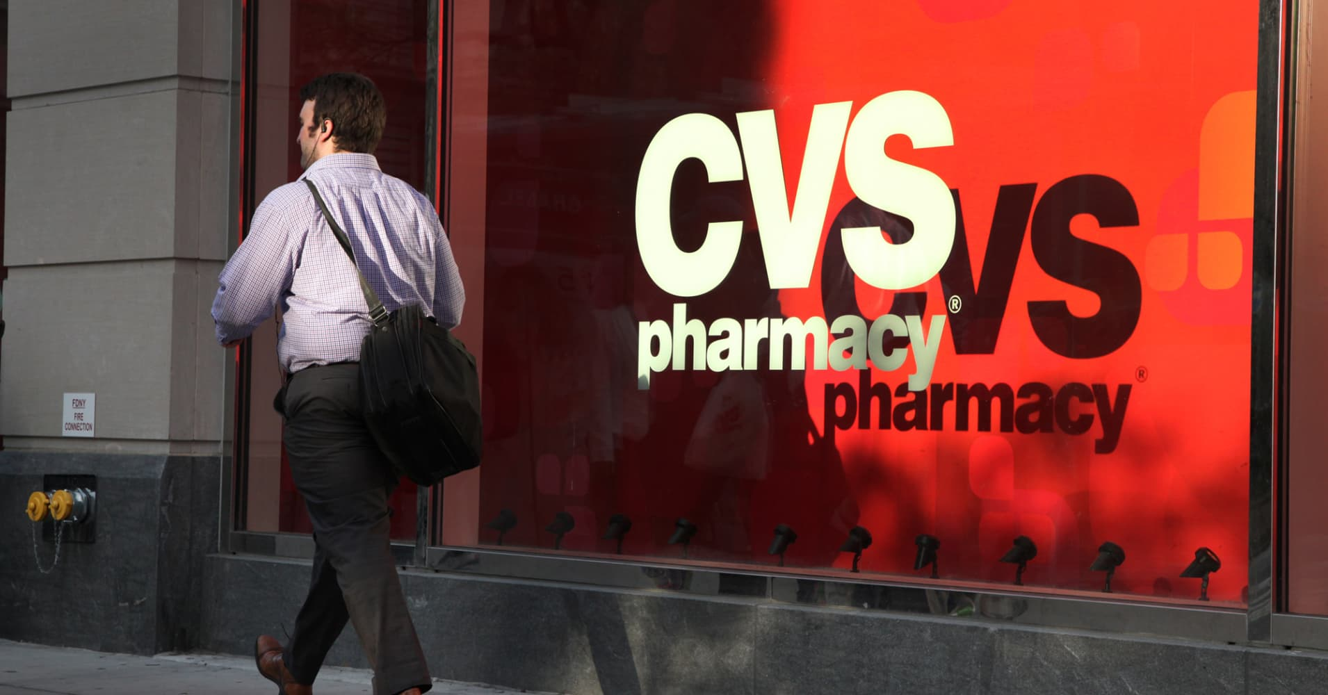 Cvs Deal For Aetna Would Be Biggest In History Of Health Insurance