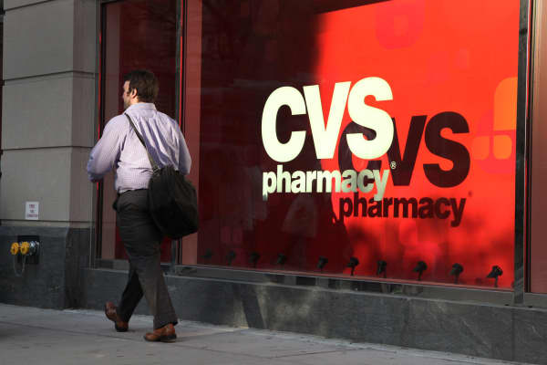 cvs deal for aetna would be biggest in history of health