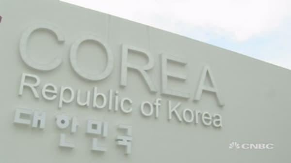 Korea's love of food
