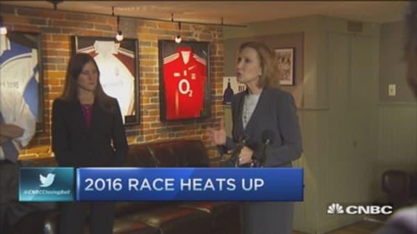 Carson, Fiorina announce 2016 run