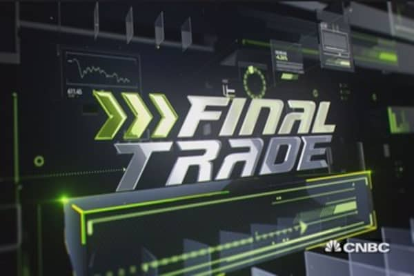 Fast Money Final Trade: XBI, TBT & BX
