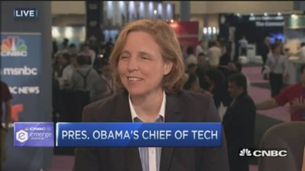 Pres. Obama's Chief of Tech: Focused on digital government