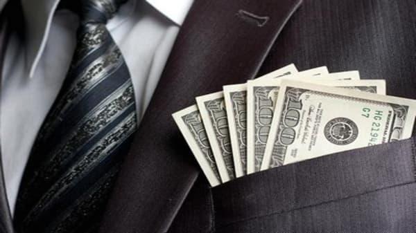 Wall Street's alpha rich list