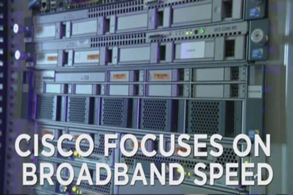 Cisco unveils a new suite of products