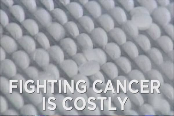 Fighting cancer is costly on many levels