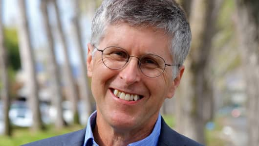 Pat Brown, founder and CEO of Impossible Foods