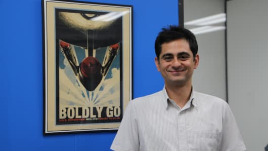 Ashish Thusoo, co-founder and CEO of Qubole.