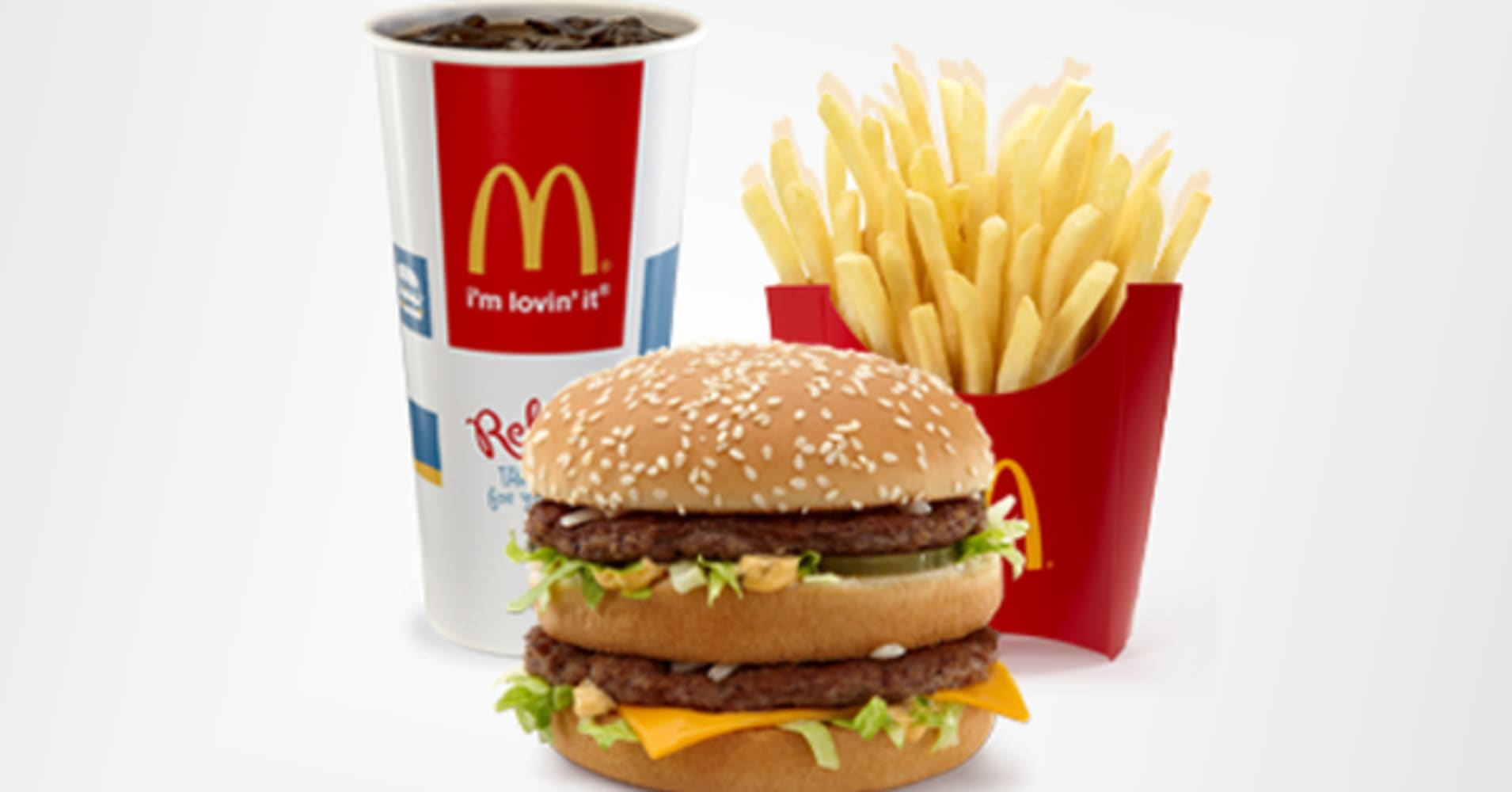 mcdonald s big mac demand Big mac® take two 100% beef patties sourced from farmers in regions such as the taranaki and waikato add the delicious combination of crisp iceberg lettuce, melting cheese, onions, and tasty pickles, all framed between a toasted sesame seed bun.