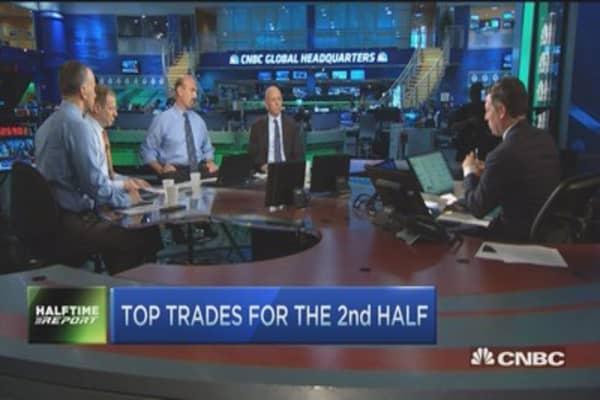 Top 2nd-half trades