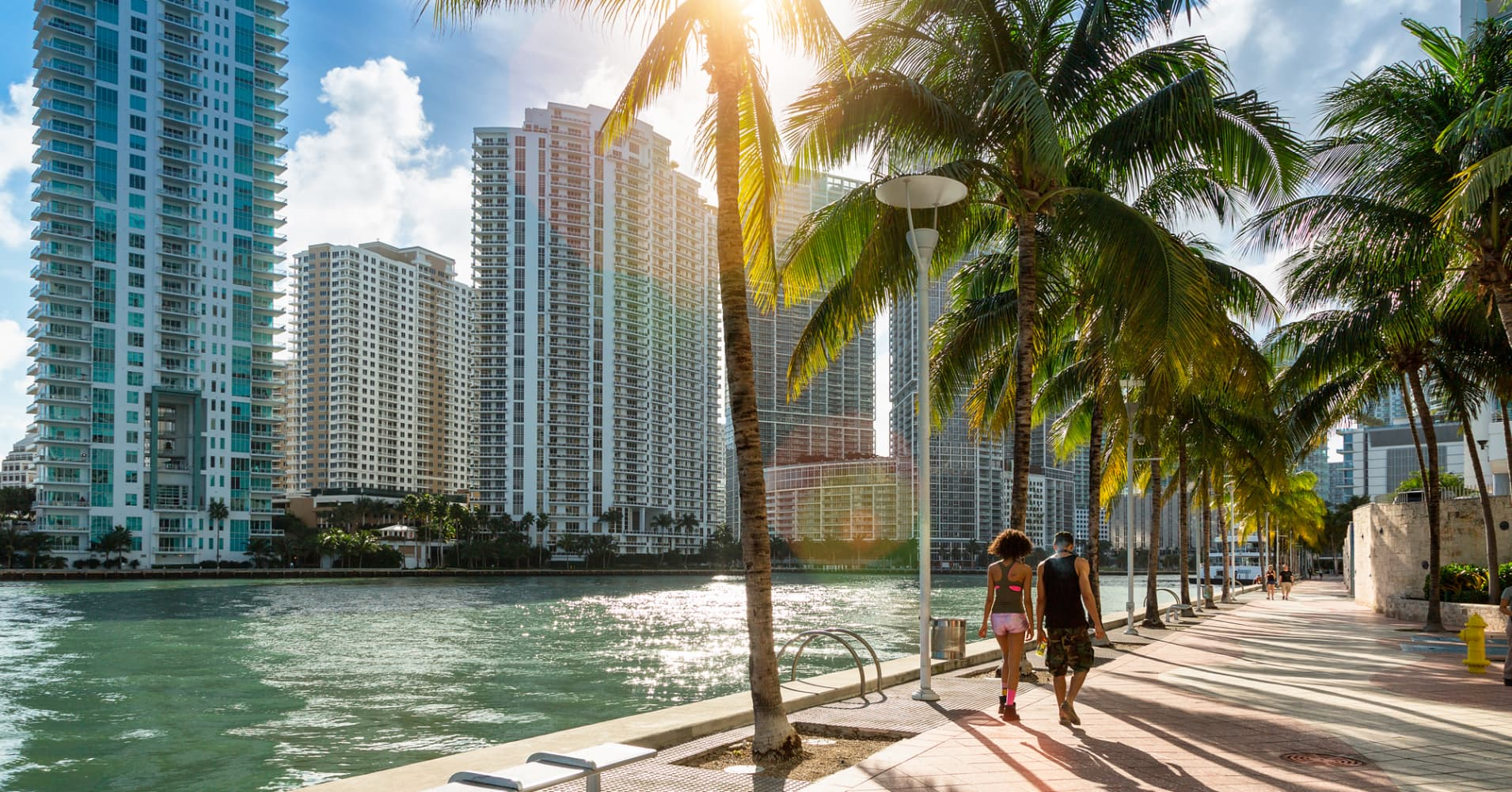 Hedge Funds Plant Stakes In Miami And Palm Beach