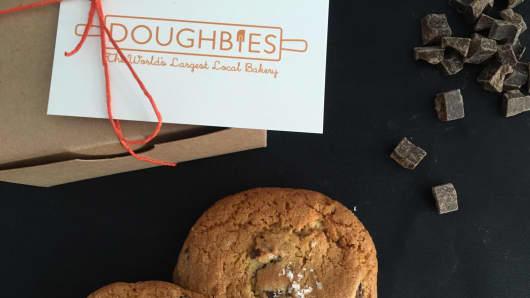 Doughbies cookies.