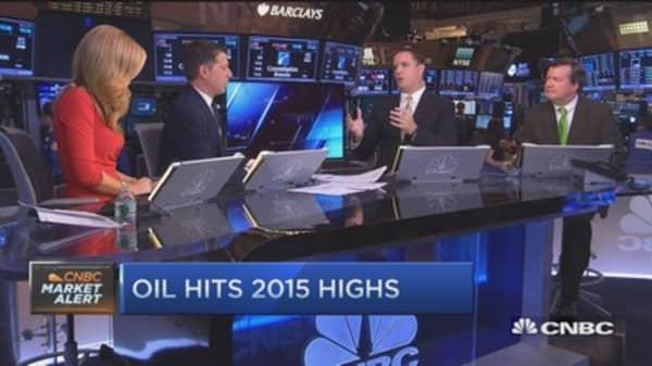 Closing Bell Exchange: Rate worries