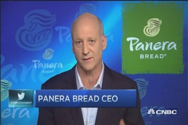 Nothing artificial on our menu: Panera CEO