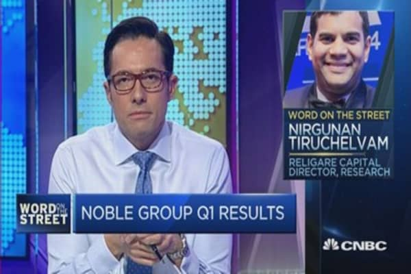 Don't write off Noble Group just yet: Pro