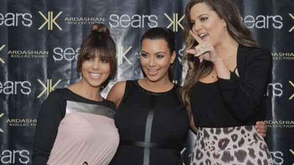Kardashians and Sears break ties