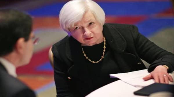 Yellen: Equity valuations are running high