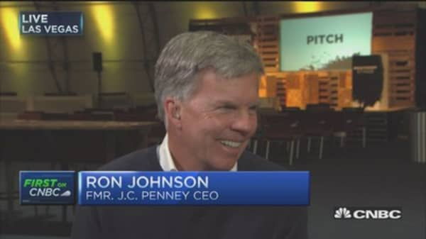 Ron Johnson: Penney's in the past