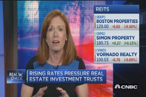 Red hot REITS