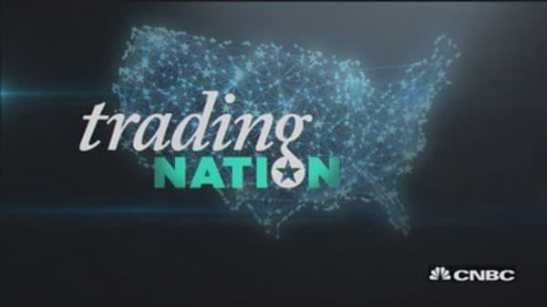 Trading Nation: Financial rally ahead?