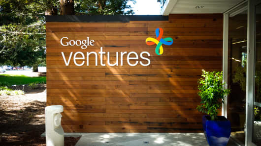 Google Ventures Headquarters in Mountain View, Calif.