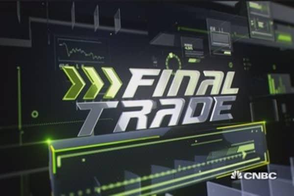 Fast Money Final Trade: FXI, TWTR, MYL & WFM