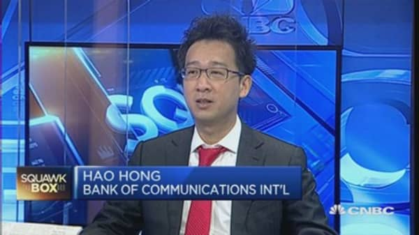 Brace for a 'volatile consolidation' in China: Pro