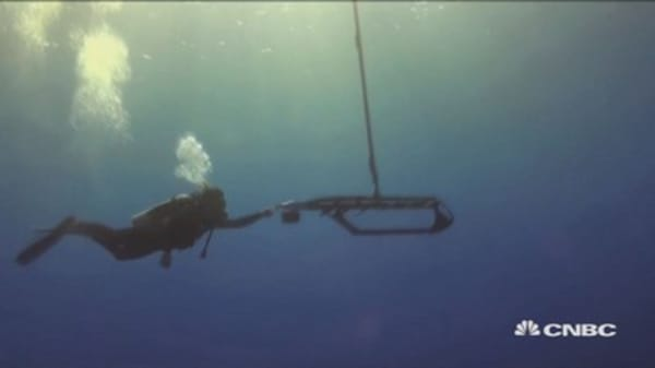 Drones transform ocean research
