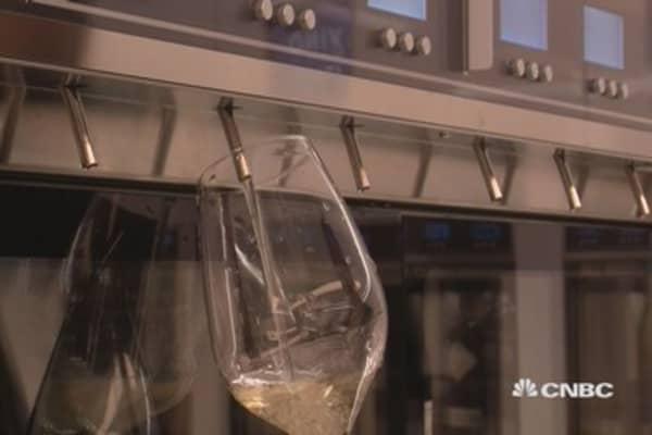 Italian wines shine at Expo