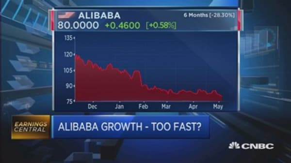 Alibaba: A monster player in e-commerce