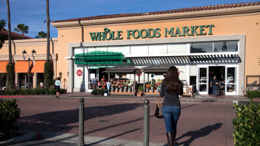 A Whole Foods Market in Newport Beach, California
