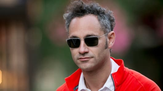 Alexander Karp, co-founder and CEO of Palantir Technologies