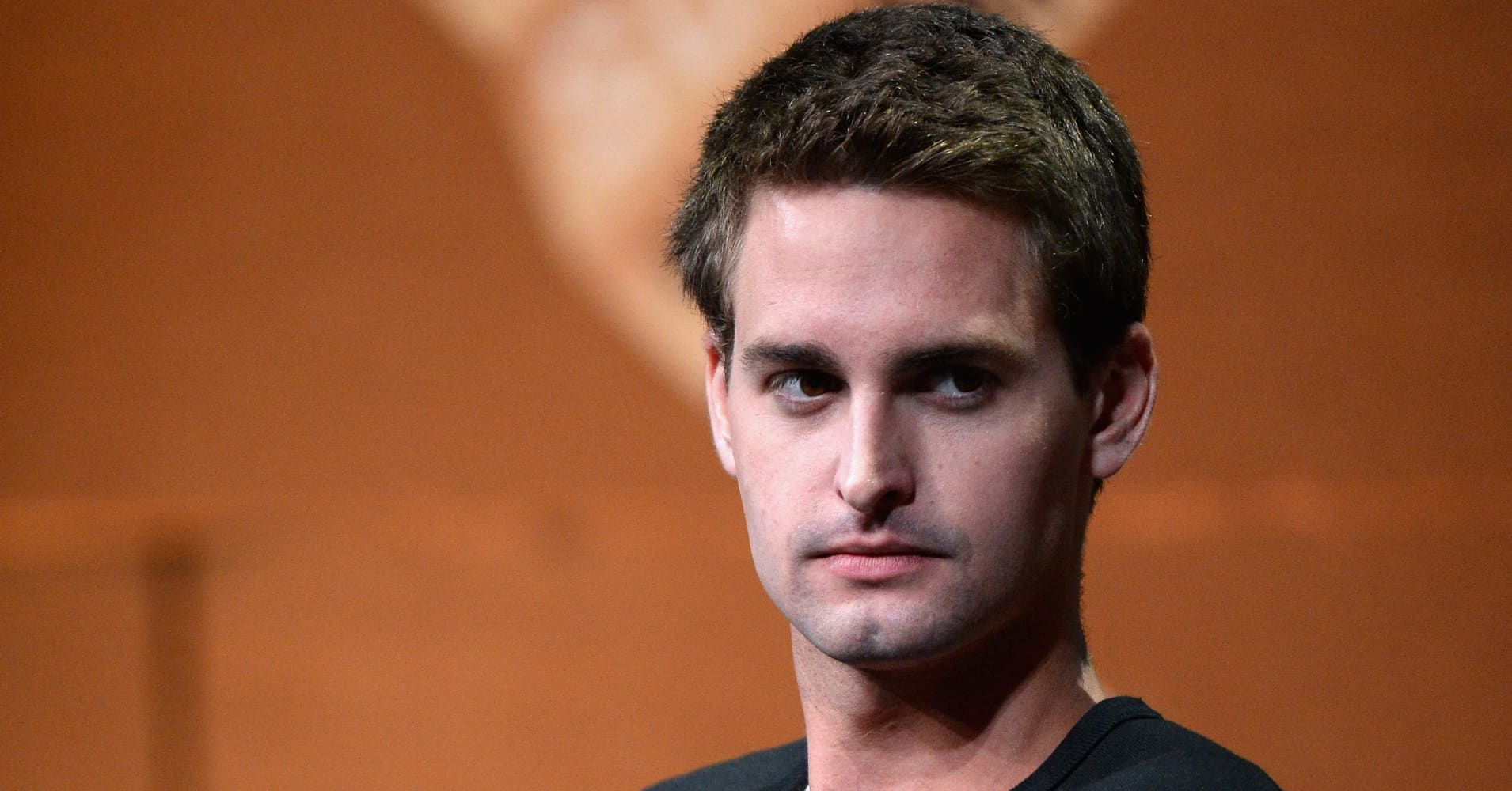 Evan Spiegel, co-founder and CEO of Snapchat