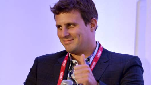 DollarShaveClub.com founder & CEO Michael Dubin.